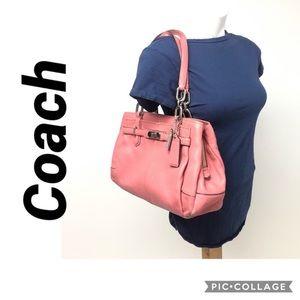 Coach 18955 Chelsea Jayden Leather Carryall purse